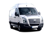 crafter Wigan Van Hire, Van Rental Wigan