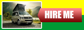 CAMPER HIRE ME Easirent Van Hire Preston | Car Hire Preston