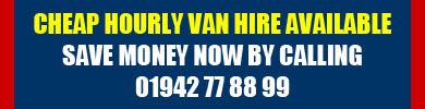 HOURLY VAN HIRE QUE Van Hire Wigan | Wigan Car Hire