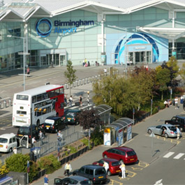 Birmingham Airport Car Hire