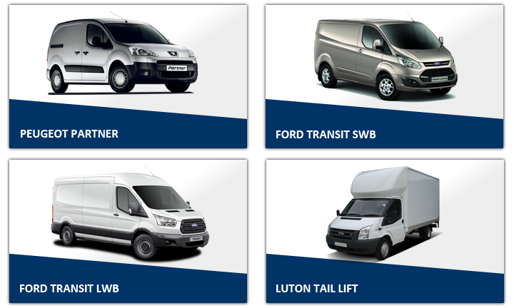 Show Vans 1 Easirent Van Hire Preston | Car Hire Preston