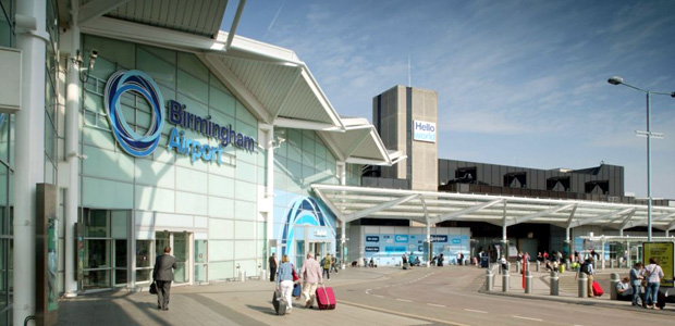 birmingham airport Birmingham Airport Calls For Congestion Charge