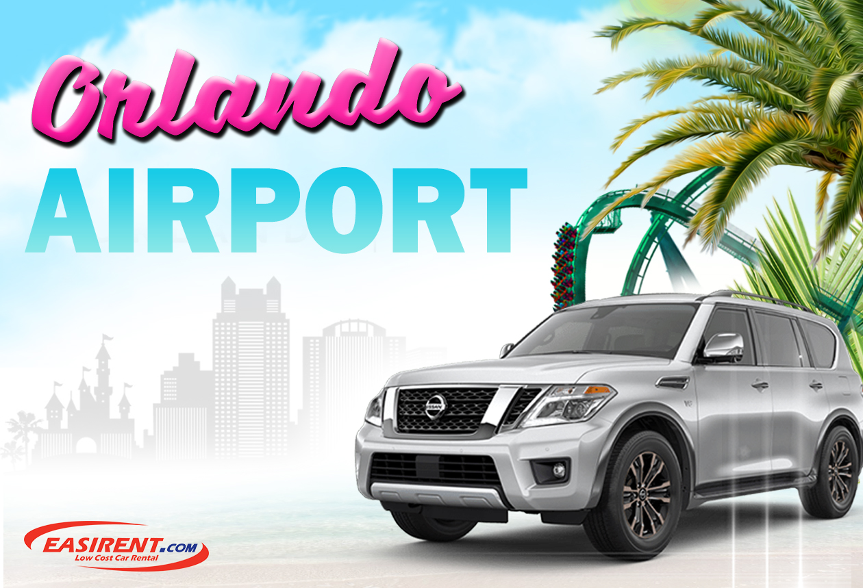 Car Rental Orlando International Airport Mco Easirent Us