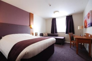 Premier Inn rooms - (photo credit Trip Advisor)