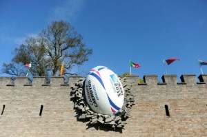 (Cardiff Castle's Ball in the Wall)