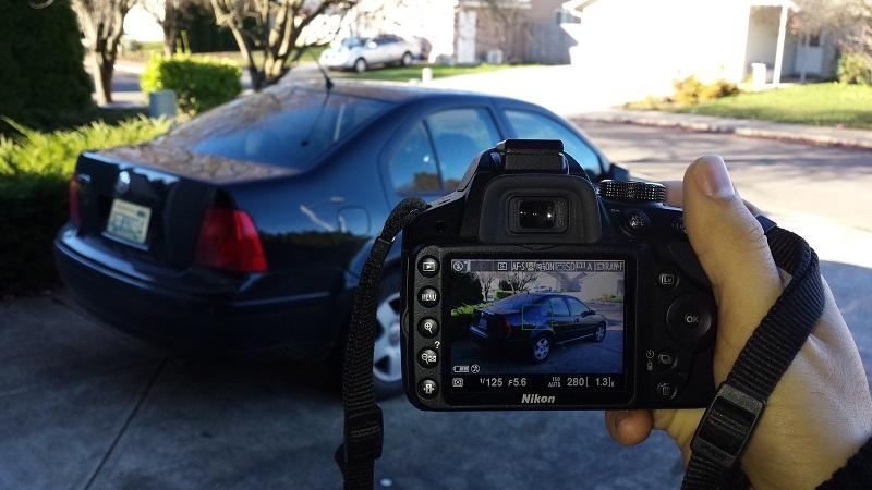 photo car