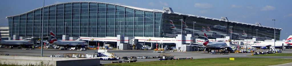 Location de voitures Aéroport de Heathrow