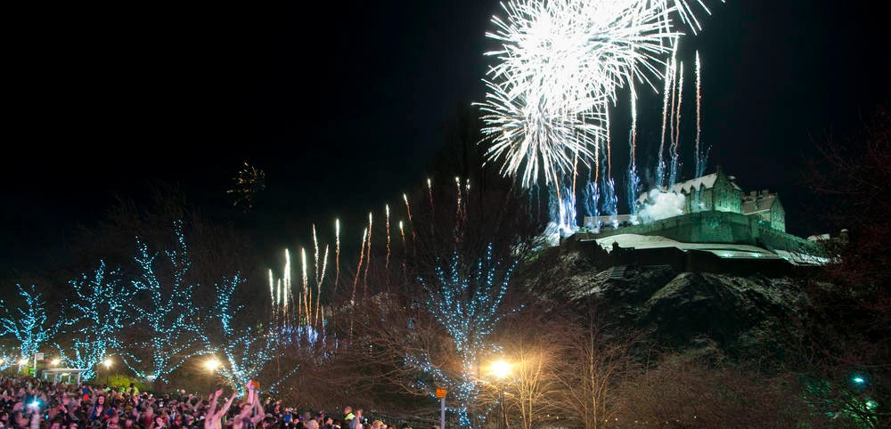 edinburgh easirent new year hogmanay