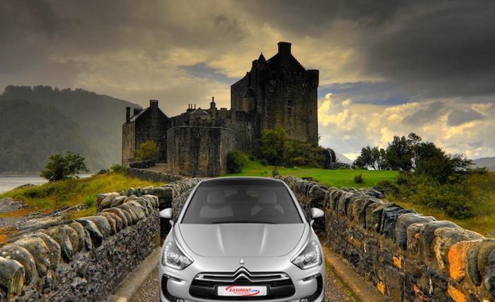 Economy Car hire Scotland