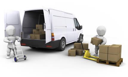 equipment van