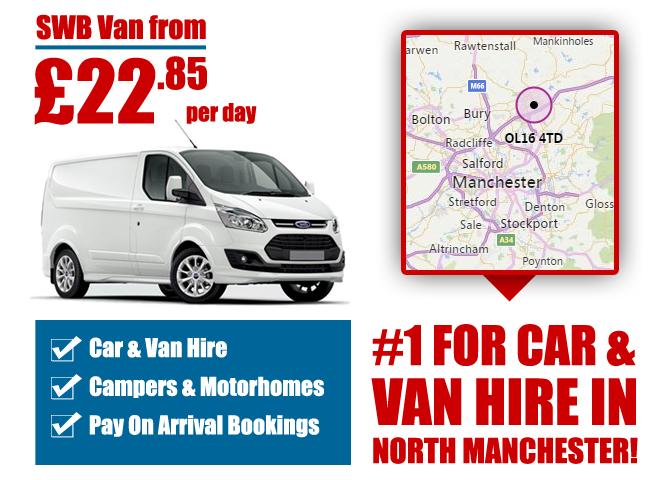 Car & Van Hire Rochdale