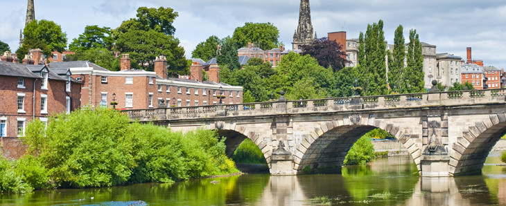 Car Hire Shrewsbury
