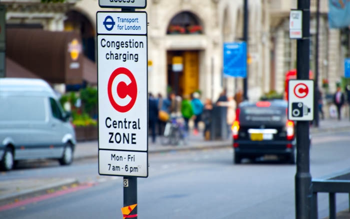 london congestion charge zone Find out if you'll be charged for driving your vehicle in greater london, which is a low emission zone (lez), and how to pay you don't have to register on the website to check your vehicle or.