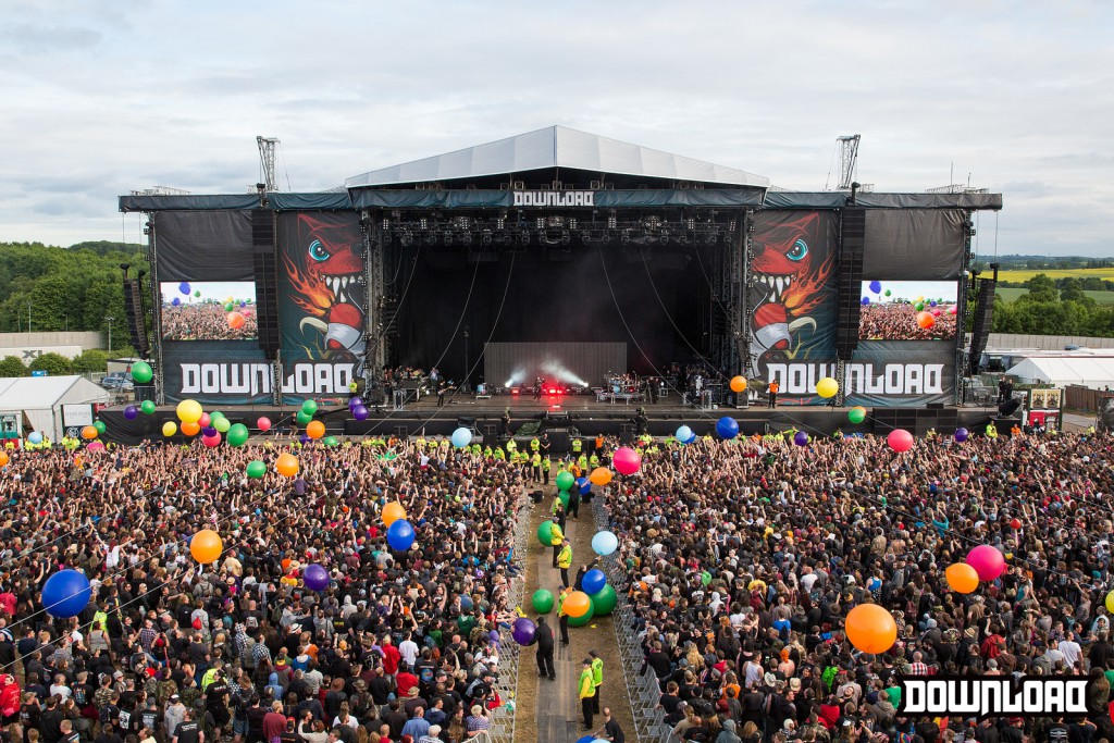Download Festival  Camping Car Parking