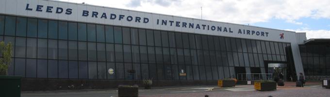 Autovermietung am Flughafen Leeds Bradford