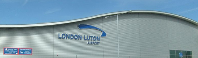car hire Luton airport