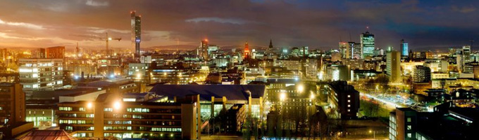 Car Hire Manchester