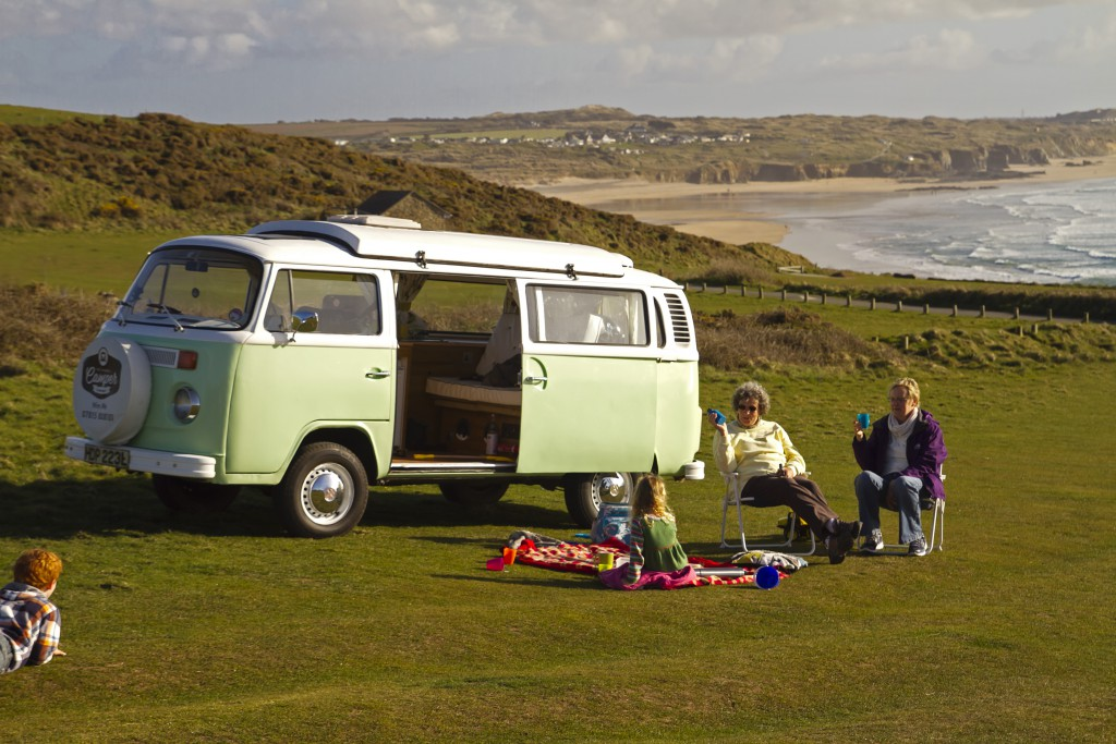 VW Camper article