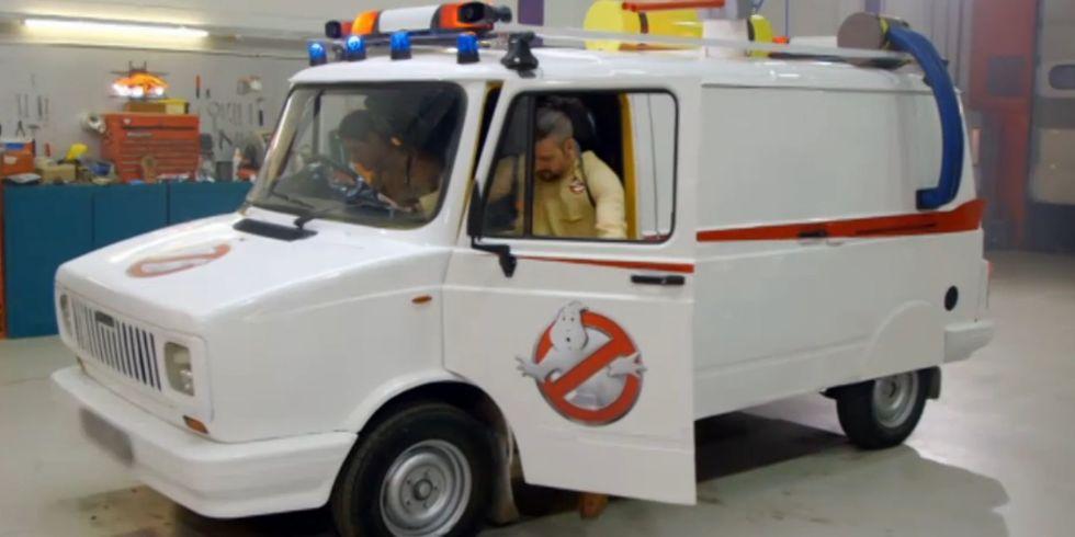 ghostbusters-van