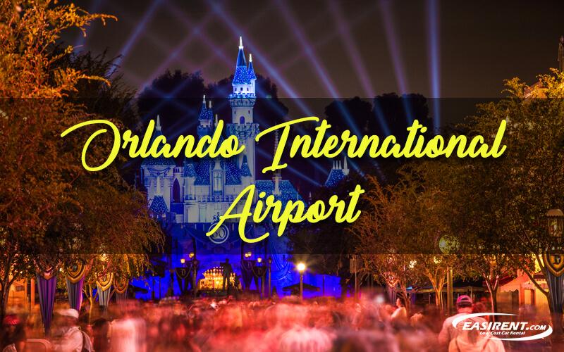 car rental Orlando international airport